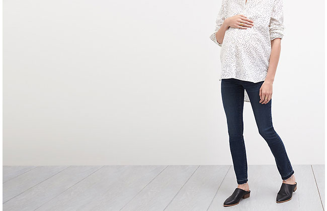 dd2f3d5ca4c Madewell does Maternity DenimA Beautiful Hunt